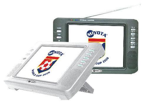 Автомобильный телевизор Miyota MY-811 RU
