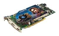 GIGABYTE Видеокарта GIGABYTE GeForce 7800 GT 400Mhz PCI-E 256Mb 1000Mhz 256 bit 2xDVI VIVO YPrPb