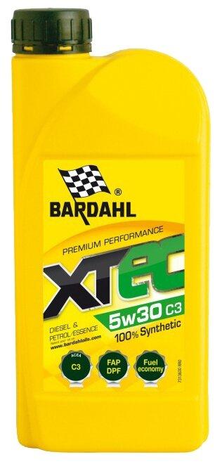 Bardahl XTEC 5W-30c3 1 л
