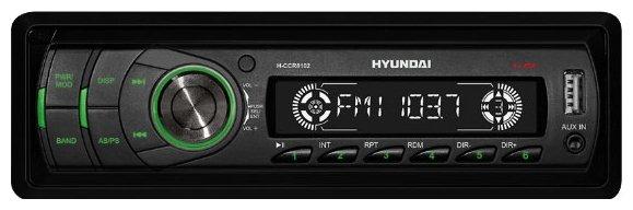 Автомагнитола Hyundai H-CCR8102