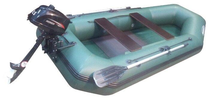 Надувная лодка REEF 280LT