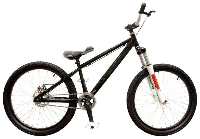 Подростковый горный (MTB) велосипед Russbike No Logo (2009)