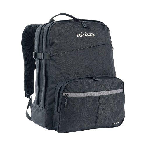 рюкзак женский tatonka magpie для учебы и работы цвет темно серый 17 л Рюкзак TATONKA Magpie 24, черный