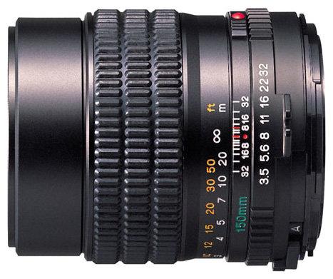 Объектив Mamiya Sekor C 150mm f/3.5 M645