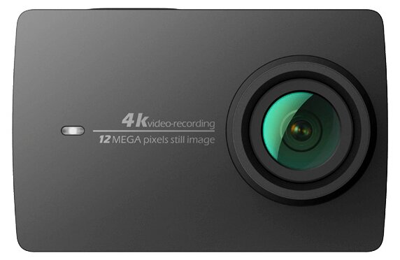 YI 4K Action Camera Travel Edition