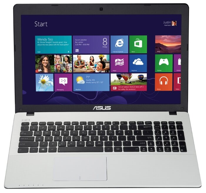 ASUS Ноутбук ASUS X552CL (Core i3 3217U 1800 Mhz/15.6