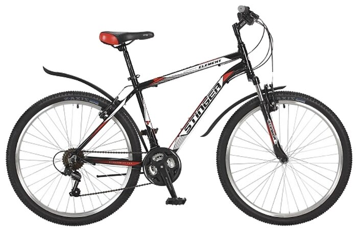 Велосипед для взрослых Stinger Element 26 (2017)
