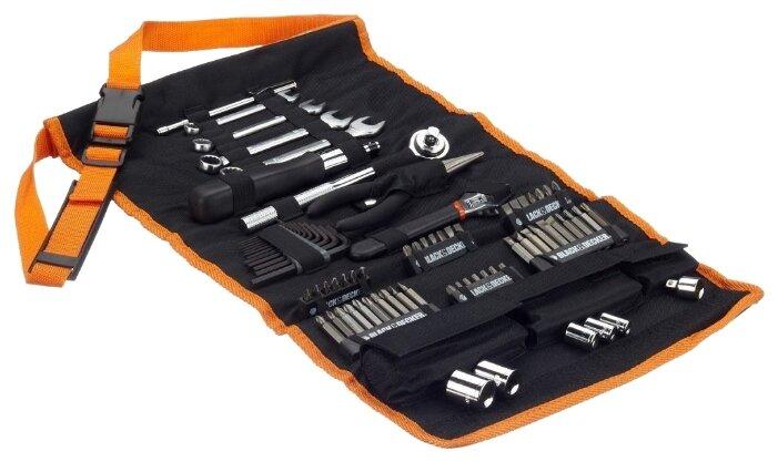 Набор автомобильных инструментов BLACK+DECKER A7063