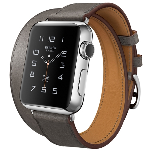 Часы Apple Watch Hermes Series 2 38mm with Double Tour
