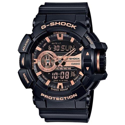 Наручные часы CASIO GA-400GB-1A4 наручные часы casio gst b100b 1a4
