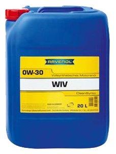 Моторное масло Ravenol WIV SAE 0W-30 20 л