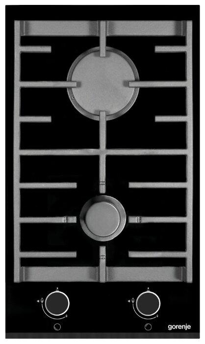 Gorenje Газовая варочная поверхность  GC341UC черный
