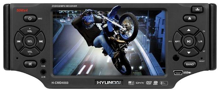 Автомагнитола Hyundai H-CMD4003 (2010)