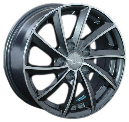 Колесный диск LS Wheels LS276 6.5x15/4x100 D73.1 ET40 GMF