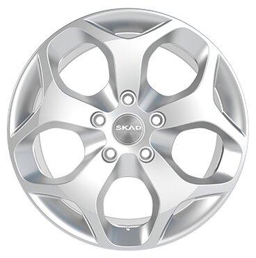 Колесный диск SKAD Гамбург 6.5x16/5x100 D67.1 ET38 Селена