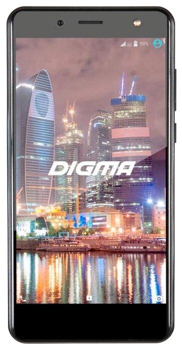 Смартфон Digma S502 4G VOX 8Gb белый (VS5013ML)