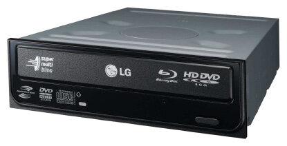 LG CH08LS10 Black