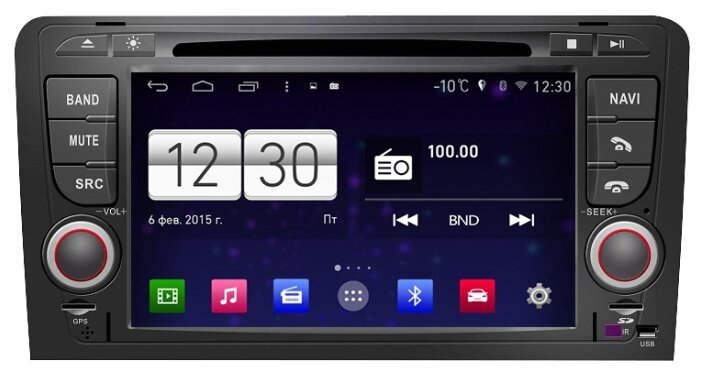 FarCar s160 Audi A3 на Android (m049)