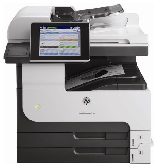 HP МФУ HP LaserJet Enterprise 700 M725dn