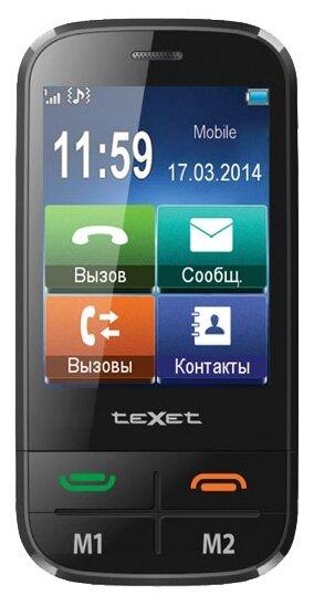 Телефон teXet TM-B450