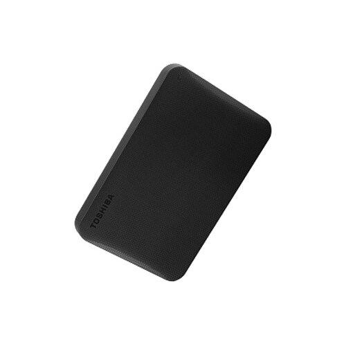 Внешний HDD Toshiba Canvio Ready 1 ТБ черный hdd toshiba 500gb canvio connect ii blue