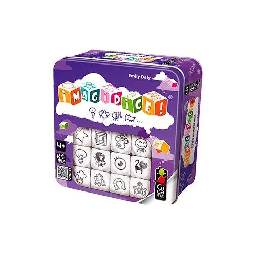 Настольная игра Gigamic IMAGIDICE gigamic настольная игра quixo mini