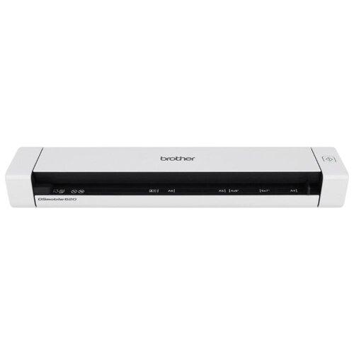 Сканер Brother DS-620 белый