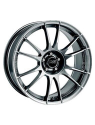 Колесный диск OZ Racing Ultraleggera 8x17/5x114.3 D75.1 ET40 Matt Graphite Silver - фото 1