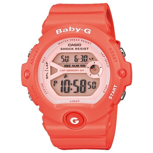 Наручные часы CASIO BG-6903-4B casio часы casio bg 6903 2e коллекция baby g