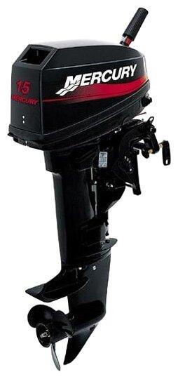 Лодочный мотор Mercury 15M 15 л.с. двухтактный