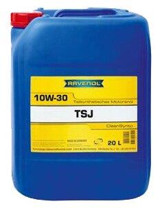 Моторное масло Ravenol TSJ SAE 10W-30 20 л