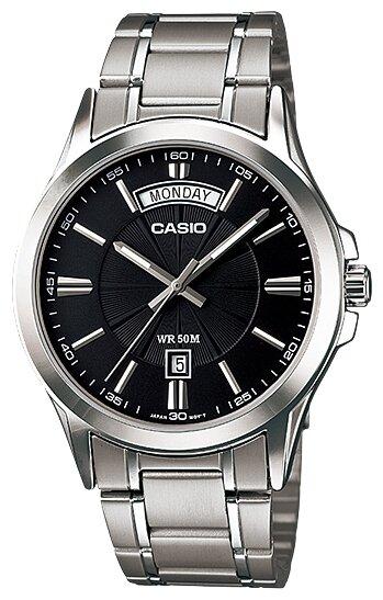CASIO Наручные часы  MTP-1381D-1A