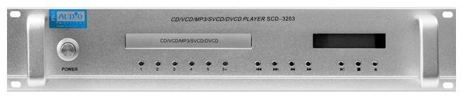 CD-проигрыватель Pro Audio SCD-3203