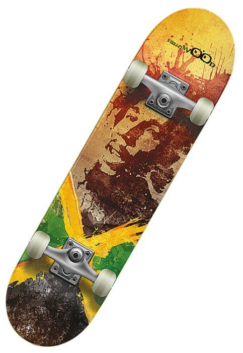 Скейтборд HELLO WOOD Marley