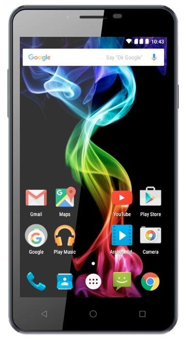 Сотовый телефон Archos 55b Platinum 16Gb