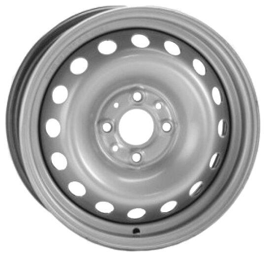 Диски Trebl X40915 6x15 4x100 ET40 ЦО60.1 цвет Silver
