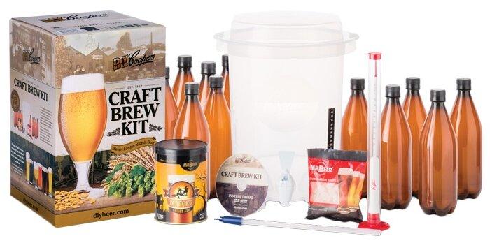 Мини-пивоварня Coopers DIY Beer Craft Brew Kit