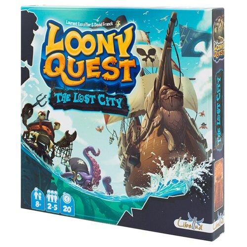 Дополнение для настольной игры Asmodee Loony Quest: The Lost CityНастольные игры<br>