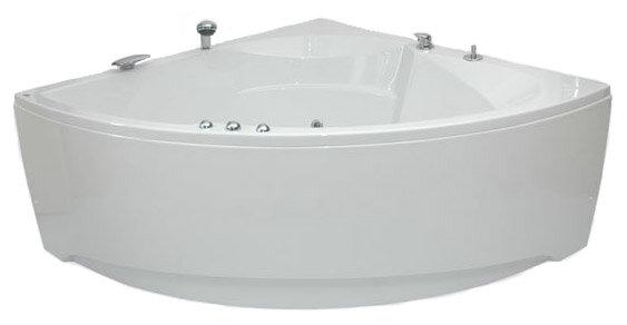 Отдельно стоящая ванна Aquanet Bali 150x150 с гидромассажем