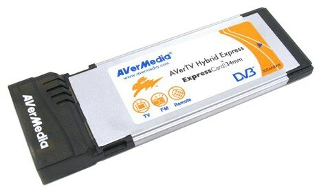 TV-тюнер AVerMedia Technologies AVerTV Hybrid Express