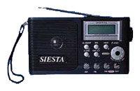 Радиоприемник SIESTA P-1013