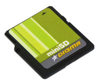 Digma Mini Secure Digital Card