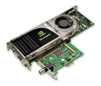 PNY Quadro FX 5600 600Mhz PCI-E 1536Mb 1600Mhz 384 bit 2xDVI G-Sync