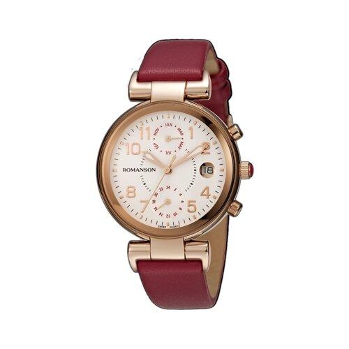 Наручные часы ROMANSON RL4211FLR(WH)PUR наручные часы romanson