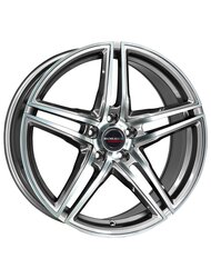 Колесный диск Borbet XRT 8 \R17 5x108 ET45.0 D72.5 Graphite polished - фото 1