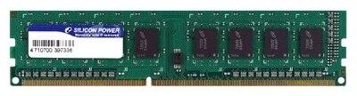 Silicon Power Оперативная память Silicon Power SP008GBLTU160N01