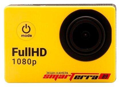 Экшн камера Smarterra B9 (желтый)