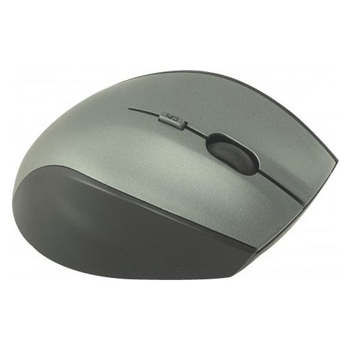 Мышь Sweex MI670 Wireless Laser Mouse Black-Silver USB