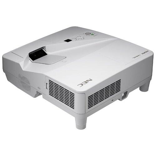 Фото - Проектор NEC UM301W nec um301w um301wg wm с крепежом np04wk