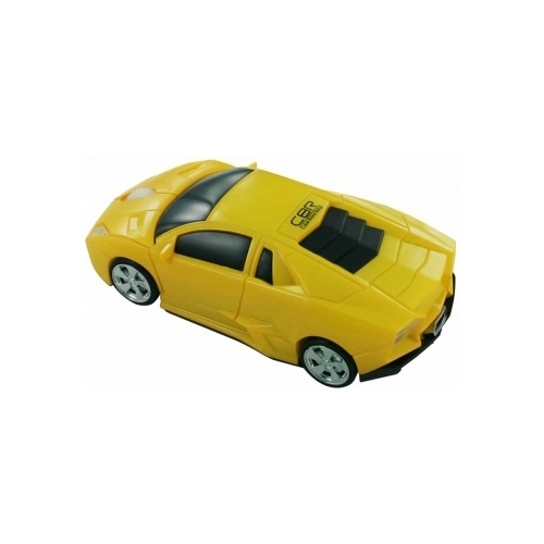 Мышь CBR MF 500 Bizzare Yellow USB